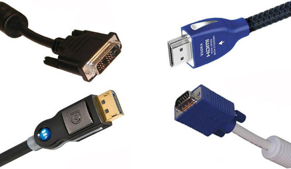 gaming pc connectors