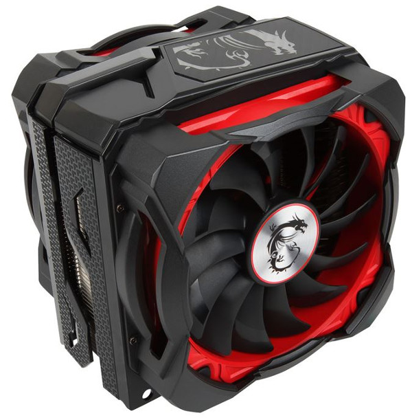 gaming pc build cpu cooler