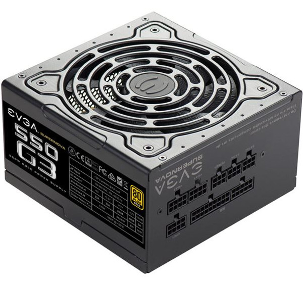 gaming pc build power supply unit